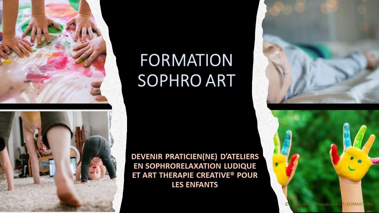 SOPHRO ART ENFANTS