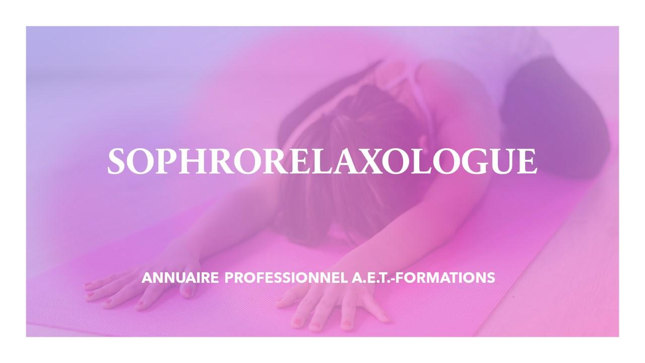 SOPHRORELAXOLOGUE