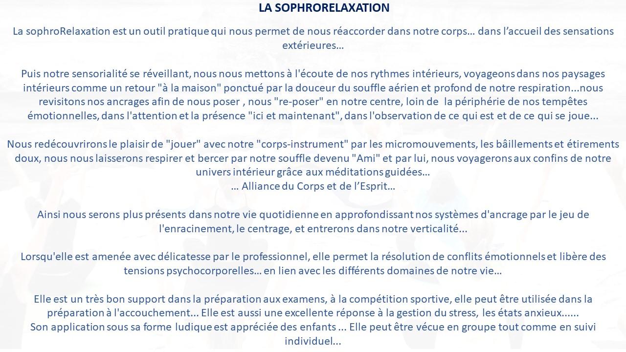 sophrorelax