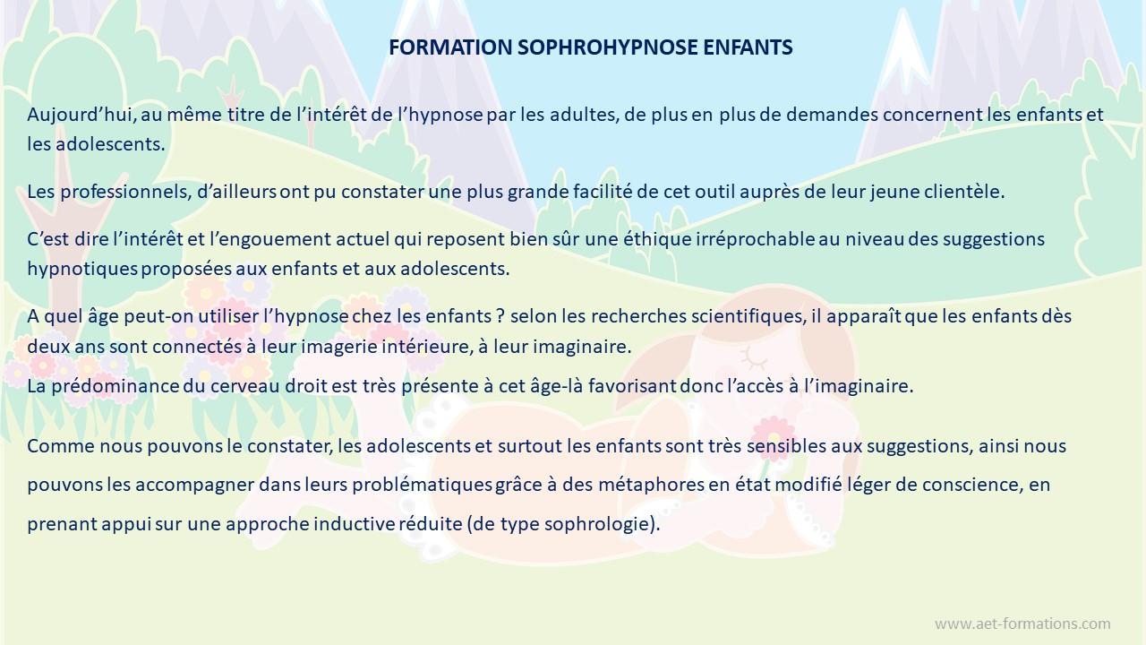 SOPHRO ENF 1