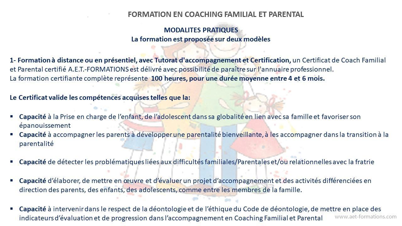 FAMILY COACH 3