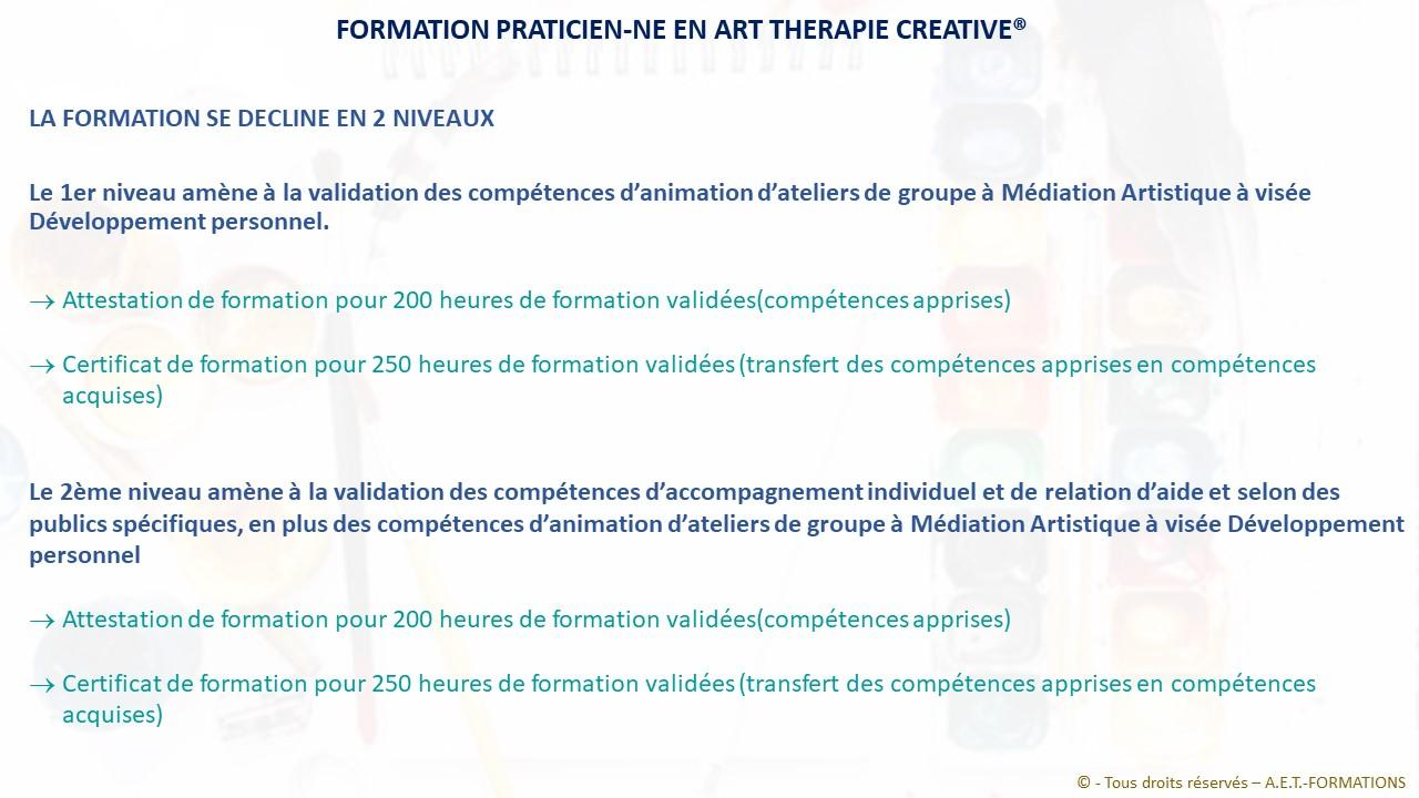 FORM ART THER 2 21