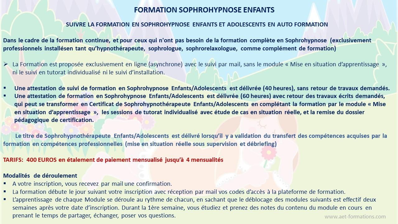 SOPHRO ENF 6