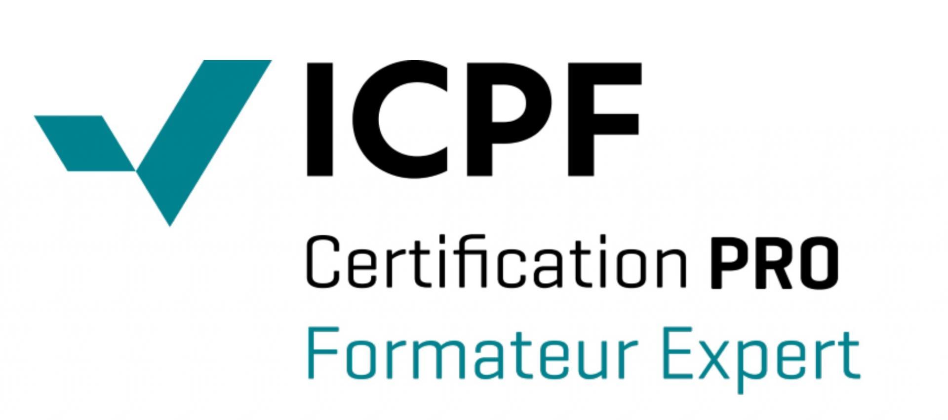 Logo expert formateur